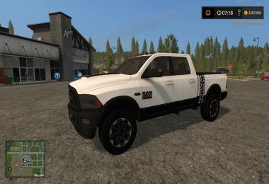 My dodge power wagon 3500 v1.0