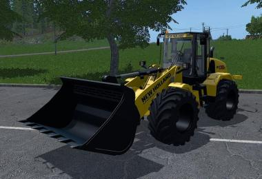 New Holland Radlader by Alex Blue v1.4.0.4