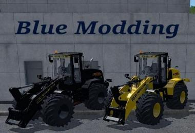 New Holland Radlader Pack by Alex Blue v1.4.0.5