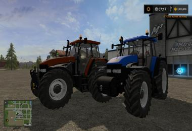New Holland TM Pack v1.0