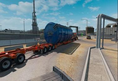 Nizmo's Heavy Haul for Heavy Haul & Special Transport DLC v1.0