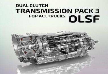 OLSF Dual Clutch Transmission Pack 3 for all Trucks 1.32.x