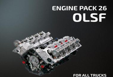 OLSF Engine Pack 26 for All Trucks