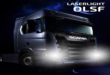 OLSF Laserlight for Scania 2016/17 1.32.x
