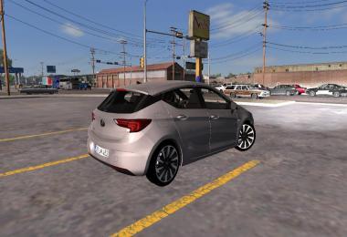 Opel Astra K ATS v1.0
