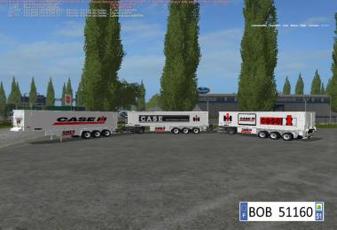 Pack 3 Trailers Case ih BY BOB51160 v1.1.0.0
