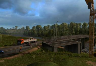 Poland Rebuilding v2.3 (for PM 2.31 and ETS2 1.32)