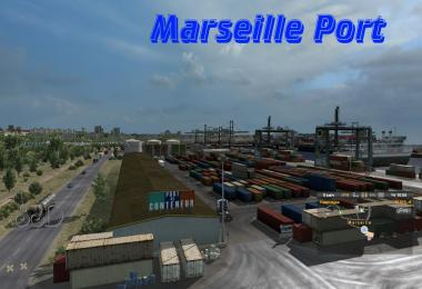 Port Marseille MHAPro map v1.0