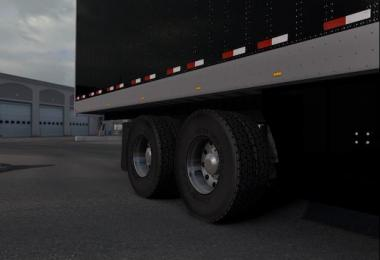 Real Tires Mod: Trailers Edition v1.0