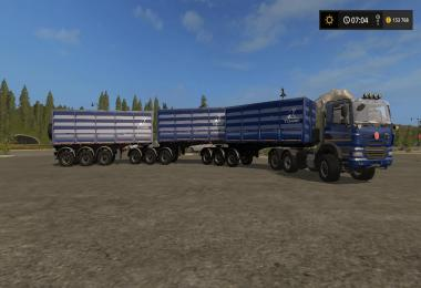 Road train Tonar-95411 v2.1