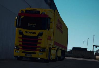 Scania NextGen R&S Custom Headlights v1.0