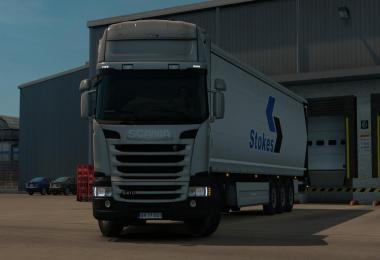 Scania P & G Series v1.1