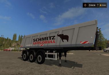SCHMITZ CargoBull S.KI HEAVY 8.5 v1.0