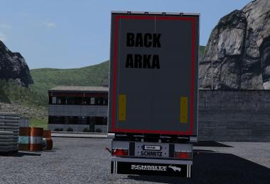 Schmitz Cargobull Trailer + Animated Mudflap Reworked v1.0