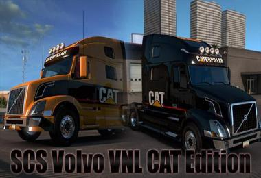 SCS Volvo VNL CAT Edition 1.32.x