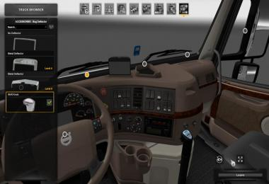 Shift Knob for Volvo VNL v1.0
