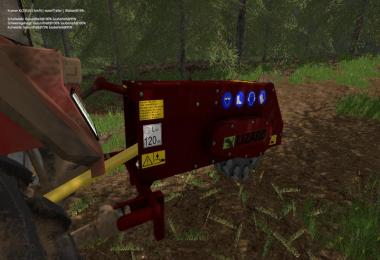 Small stump cutter v1.0