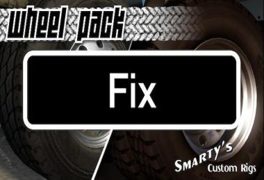 Smarty's Wheel Pack Fix v1.0