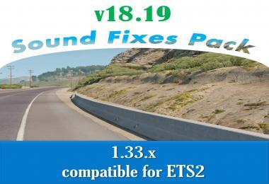 Sound Fixes Pack v18.19
