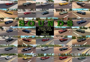 Sounds for Classic Traffic Cars Pack by Jazzycat v2.4.1