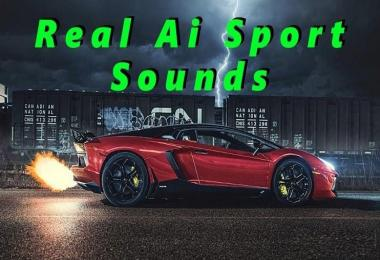 Sounds for Sport Cars Pack by TrafficManiac v2.3