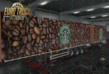 Starbucks Coffee Ownership Trailer v1.0
