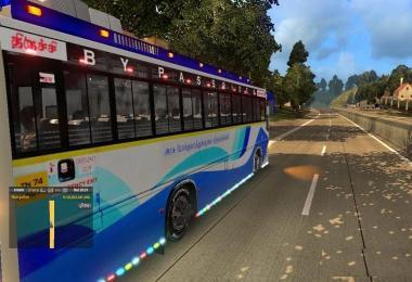 TNSTC Nagercoil to Tiruchy Bus Mod v1.0