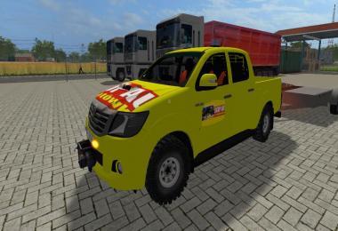 Toyota Hilux Skup zlomu v1.0