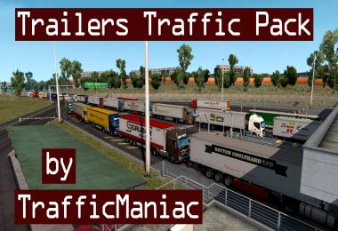 Trailers Traffic Pack by TrafficManiac v1.1