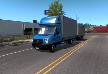 Volkswagen Crafter 2.5 TDI for ATS v1.0