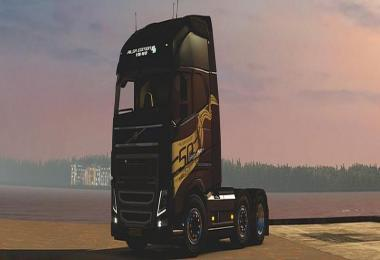 Volvo FH16 Ailsa Edition skin 1.32