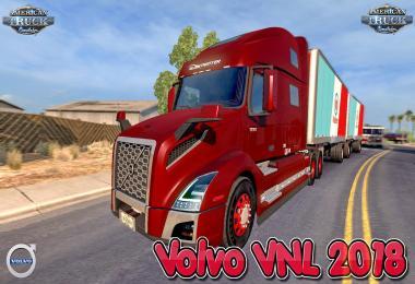 Volvo VNL 2018 v1.16 1.32.x