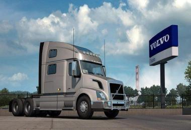 Volvo VNL Stock Sound v1.1