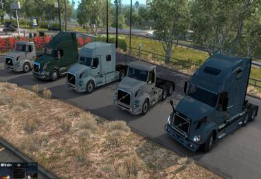 Volvo VNL Truck Shop v1.4+ (BSA Revision) for ATS v1.32