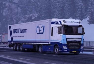 VTS Transport & Logistics Combo SkinPack v2.0