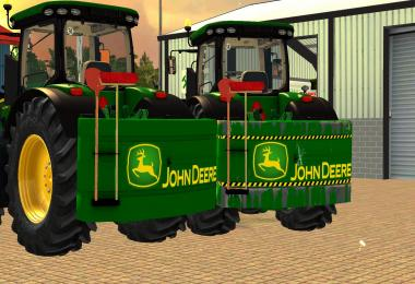 Weight JD 3000kg By AgriMovies