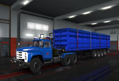 ZIL 130-131-133 FIXED v1.32.x
