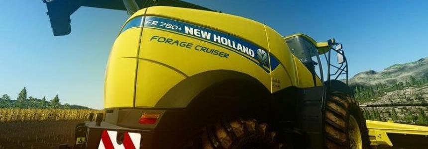 New Holland FR 780+ v1.0.0.0