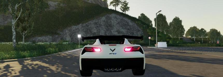 2019 Corvette C7 Zr1 v1.0