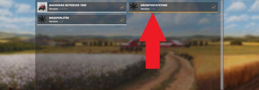 FS19 growthStateTime V1.0