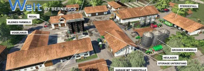 MW Placeable yard pack v1.2