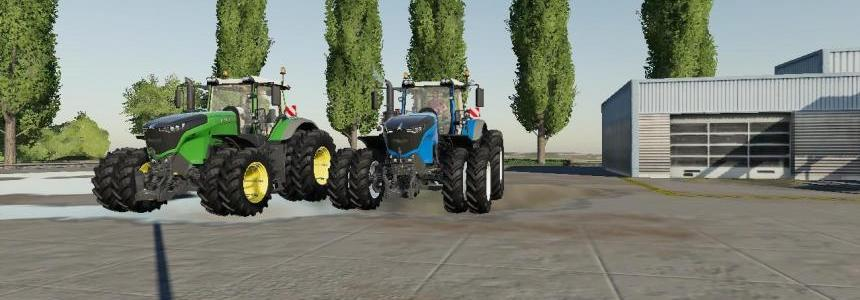 US AGCO Tractor Pack v1.0