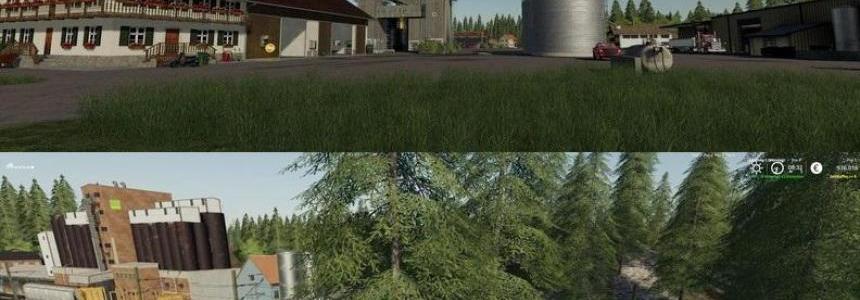 Agricultural peninsula LS19 v1.2