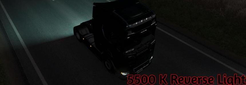 ALEXD 5500K Reverse Light v1.0