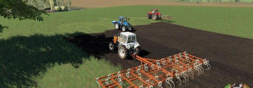Allis Chalmers 1300 Field Cultivator v1.0