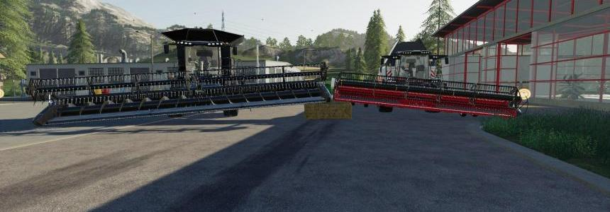 Autocontur for standard harversters v1.0.1.0
