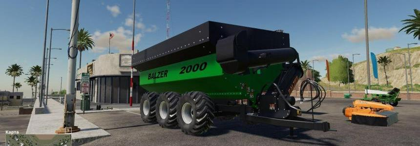 BALZER 2000 GRAIN CART v1.0
