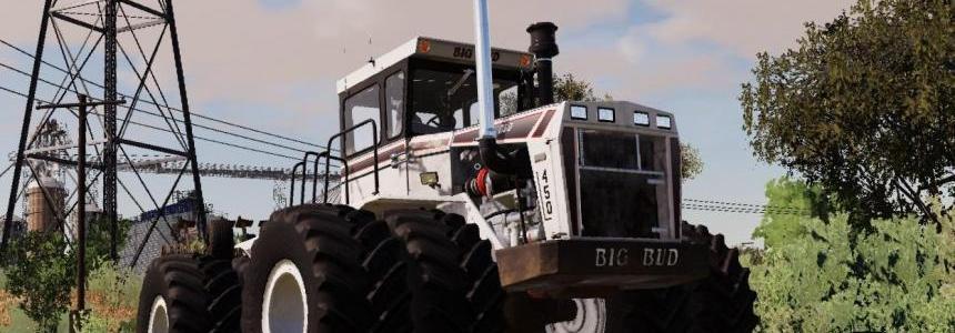 Big Bud 450 (more realistic) v2.0