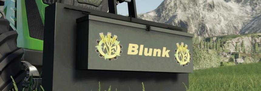 Blunk weight v1.0