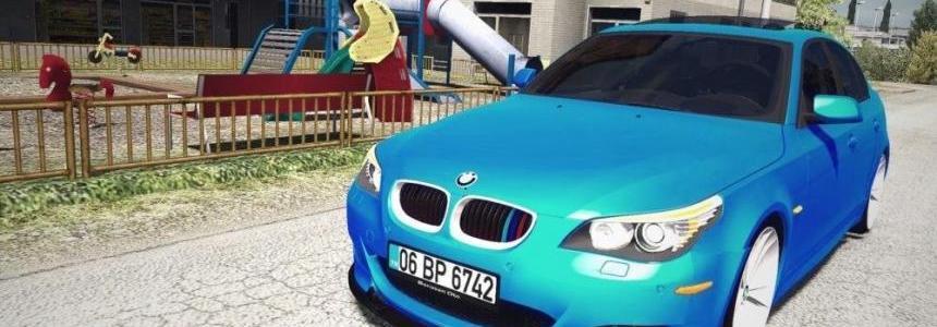 BMW E60 1.33.x